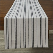 "Railroad Stripe Table Runner - 72""L"