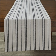 Railroad Stripe Table Runner - 72