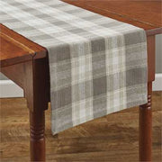 "Weathered Oak Table Runner - 72""L"