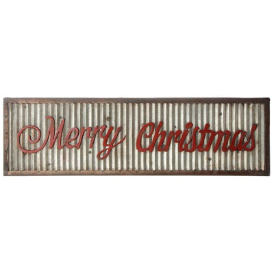 MERRY CHRISTMAS WALL ART