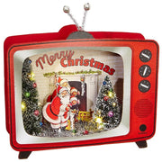 "12"" LIGHTED TV SHADOWBOX"