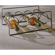 4 Bottle Wine Rack