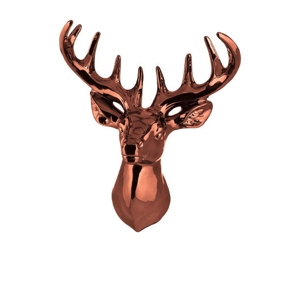 Deer Head Wall Décor