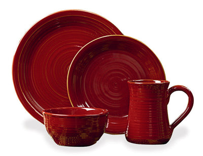 ASPEN MUG SOLID RED