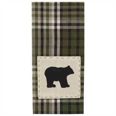 Bear Patch Dishtowel