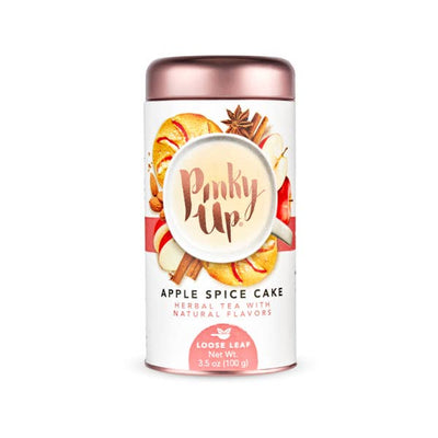 Pinky Up - Apple Spice Cake Loose Leaf Tea