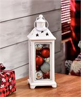 LED Lighted Lantern Design Decor