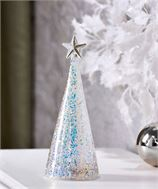 GLASS LED TREE Decor