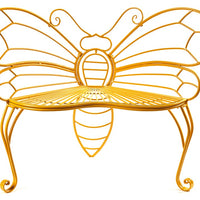 Iron Bee Chair