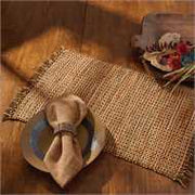 HARVEST TWEED PLACEMAT
