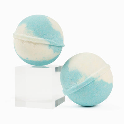 Aquamarine by Cait + Co - *NEW* Joy to the World Christmas Bath Bomb