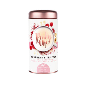 Pinky Up - Raspberry Truffle Loose Leaf Tea