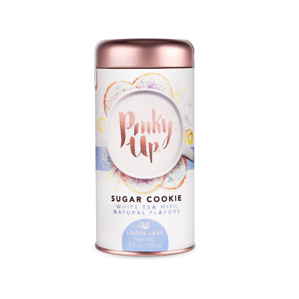 Pinky Up - Sugar Cookie Loose Leaf Tea
