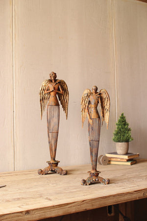 RUSTIC METAL ANGELS