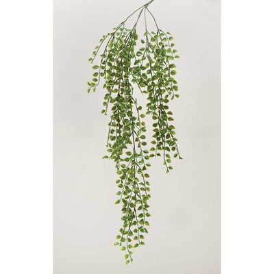 Green Hanging Mini Leaf- 32