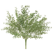 "Mini Frosted Boxwood Bush 13""x16"""