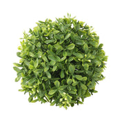 "Mini Boxwood Ball 5"" Dark Green"