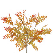 "MIXED PRIVET FALL BUSH 19"" ORANGE"
