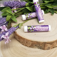 Wild Huckleberry lip balm