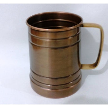 20 oz. Antique Copper Tankard