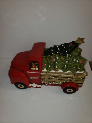 Cookie Jar Truck