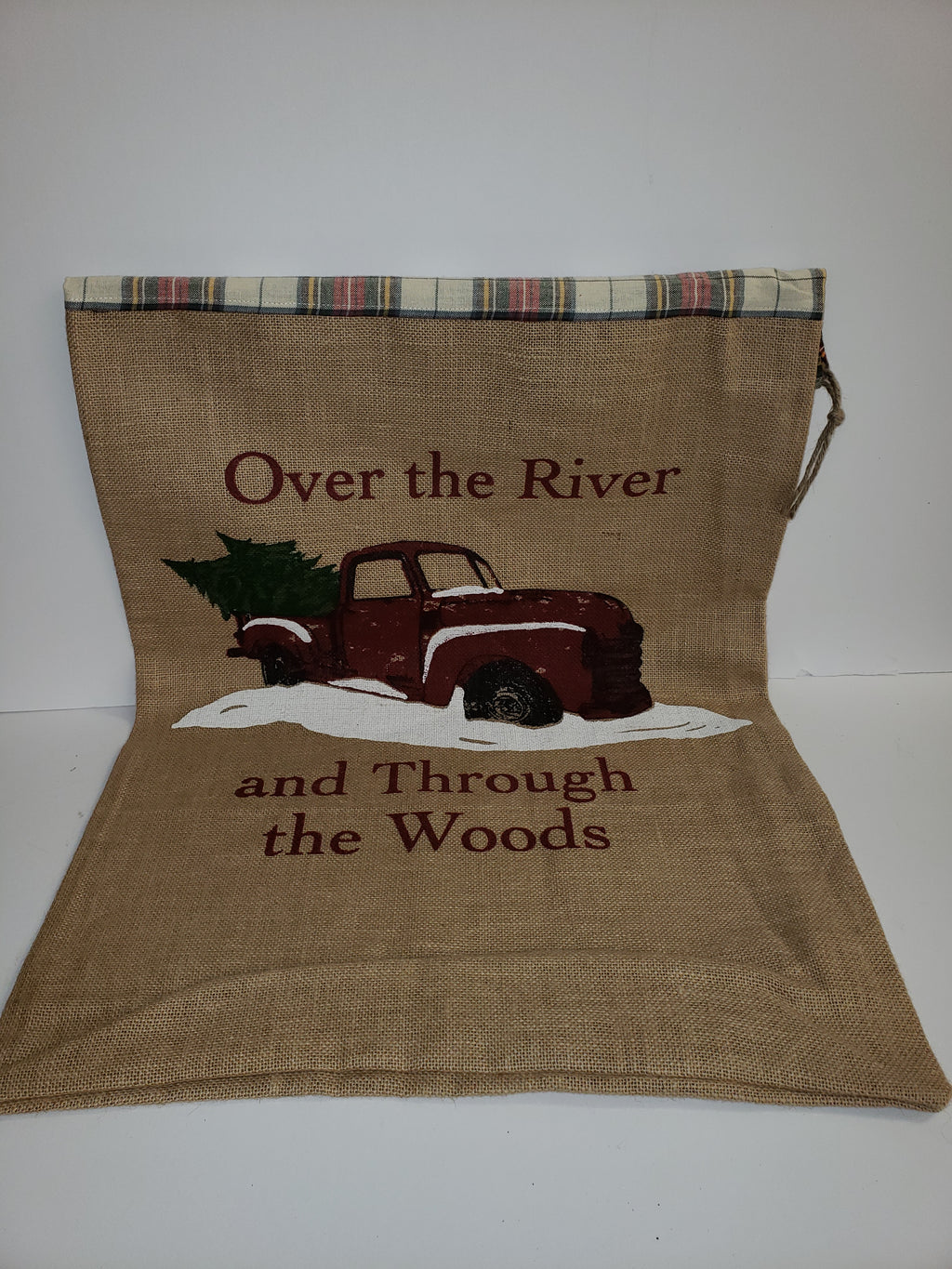 Sack, Over The River