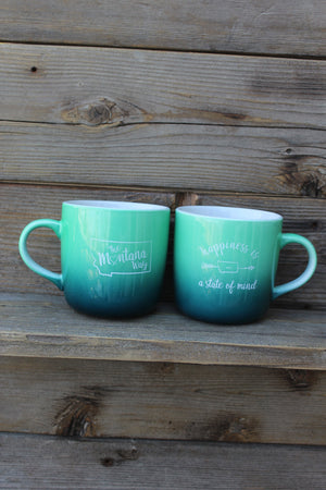 Wide Open Spaces Mug