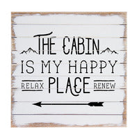 Cabin Happy Place