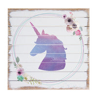 Unicorn Wreath