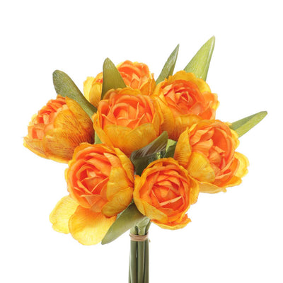 TULIP BOUQUET -Yellow Flower