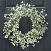 QUINCE FOLIAGE WREATH