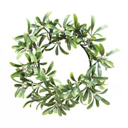 MISTLETOE WREATH 16""
