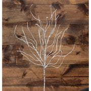 BIRCH WHITE TWIG SPRAY 34""