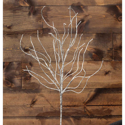 BIRCH WHITE TWIG SPRAY 34