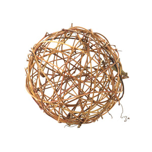 "Twig Ball 5""- Brown"