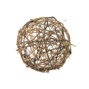"Twig Ball 6""- Brown"