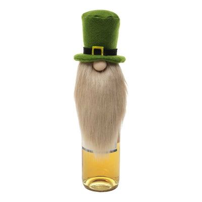 ST PATTY GNOME BEER BOTTLE TOPPER 10