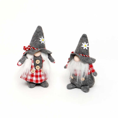 COUNTRY COUSIN GNOME  BOY/GIRL SMALL 2.5