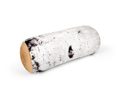 Log pillow- birch