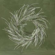SPARKLE PINE & TWIG WREATH 26""
