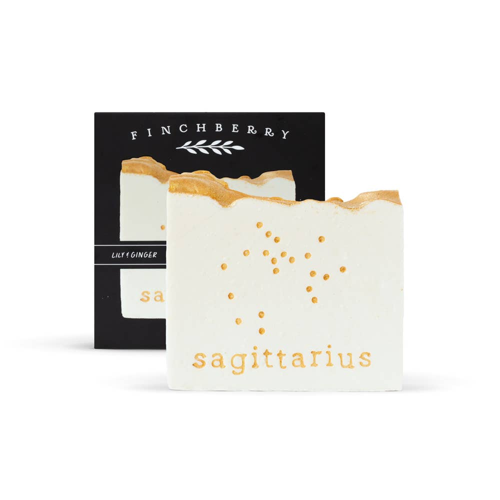 FinchBerry - Sagittarius Soap (Boxed)