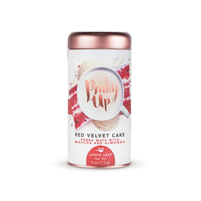 Pinky Up - Red Velvet Cake Loose Leaf Tea