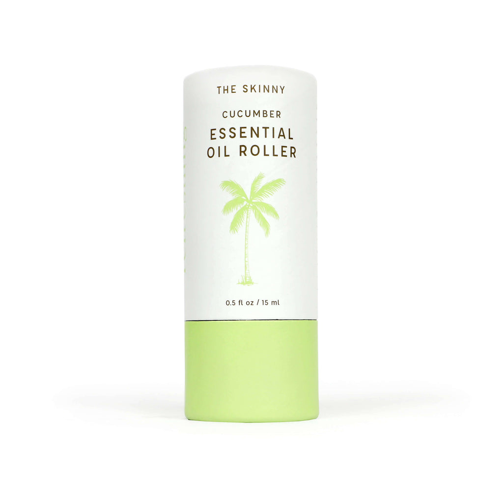 Essential Oil Rollers-Cucumber