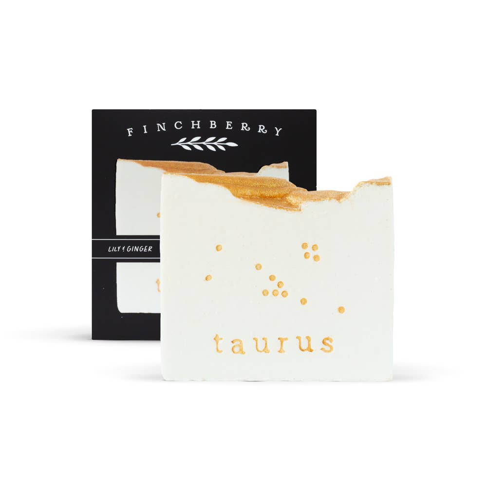 FinchBerry - Taurus Soap (Boxed)