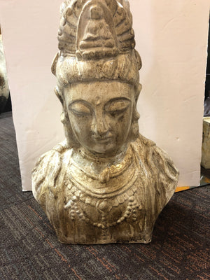 Red Label Black Concrete Buddha Buddha