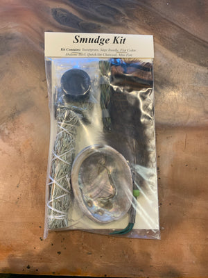 Mini Smudge Kit