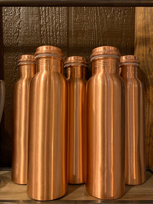 Matte Copper Water bottle
