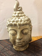 Red Label Concrete Mocca Finish Buddha Small Buddha