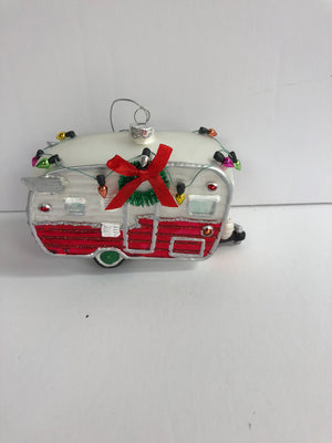 "5"" Camper Ornament"