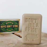 Boy's Don't Stink